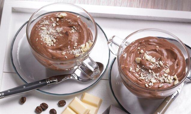 Csokoládés ébresztő