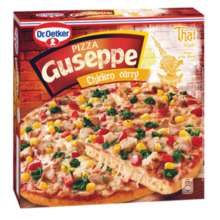 Guseppe Pizza Chicken Thai (Thai csirkés)